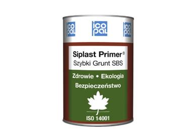 Systemy dachowe - Dachy Zielone - Siplast Primer Szybki Profil SBS