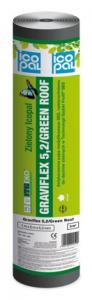 Systemy dachowe - Dachy Zielone - Icopal Graviflex 5,2 SBS/Green Roof