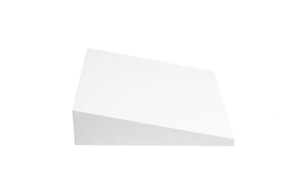 Systemy dachowe - Styropian spadkowy - Kształtka jednostronna