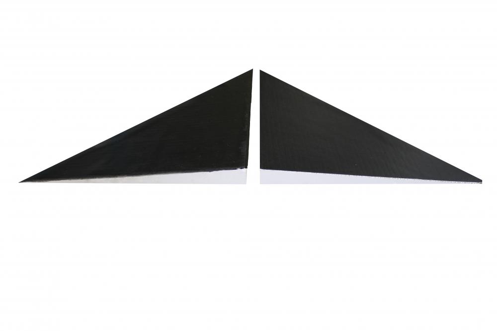 Systemy dachowe - Kształtki Dachowe - Odbój kominowy oklejony papą