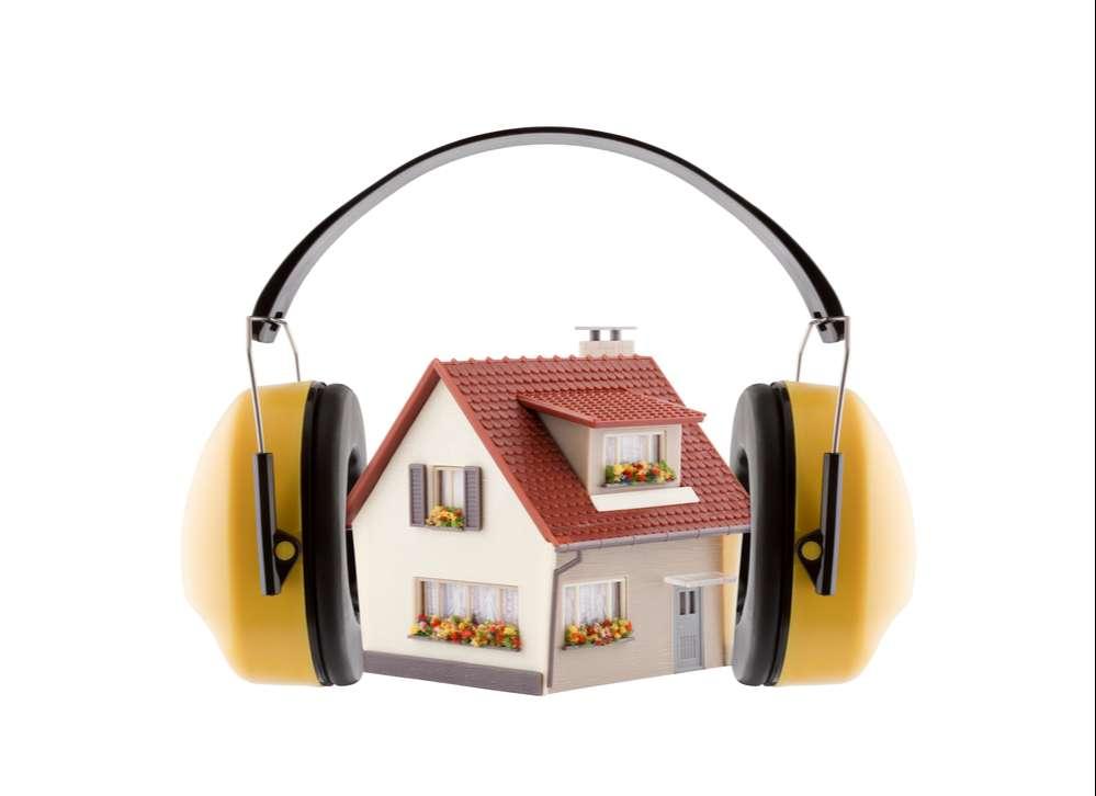 Ochrona akustyczna budynków.