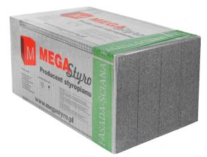 Styropian dla budownictwa - Ściany i fasady - EPS 031 LAMBDA MAX ŚCIANA